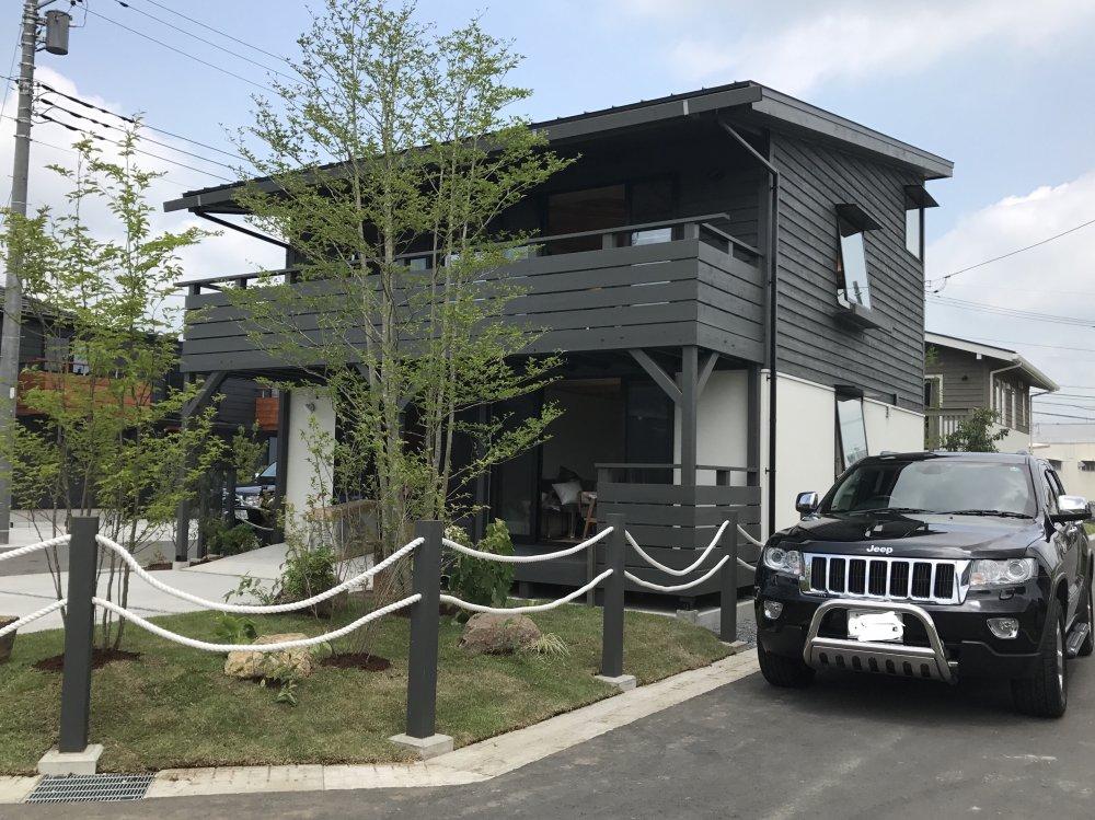 新モデルハウス