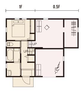 宇都宮市で建て替えをするならNEXT HAUS DESIGNのプラン08