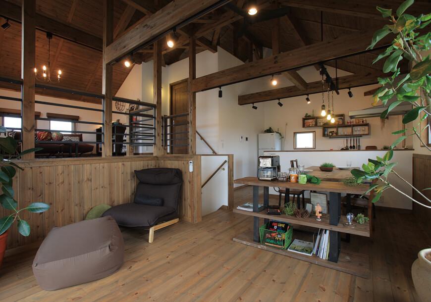 宇都宮市で建て替えをするならNEXT HAUS DESIGNのリビングスペース01