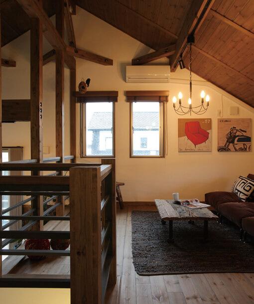 宇都宮市で建て替えをするならNEXT HAUS DESIGNの部屋05