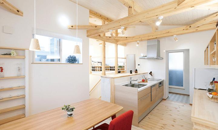 栃木県宇都宮市の工務店で建てるならNEXT HAUS DESIGNのテイスト05
