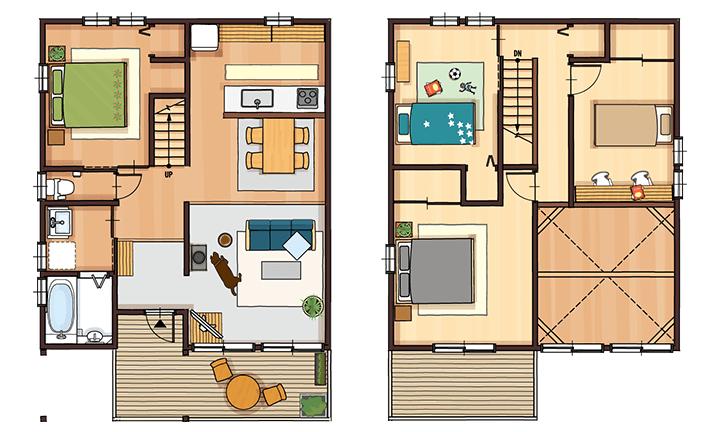 栃木県宇都宮市の住宅会社といえばNEXT HAUS DESIGNの02