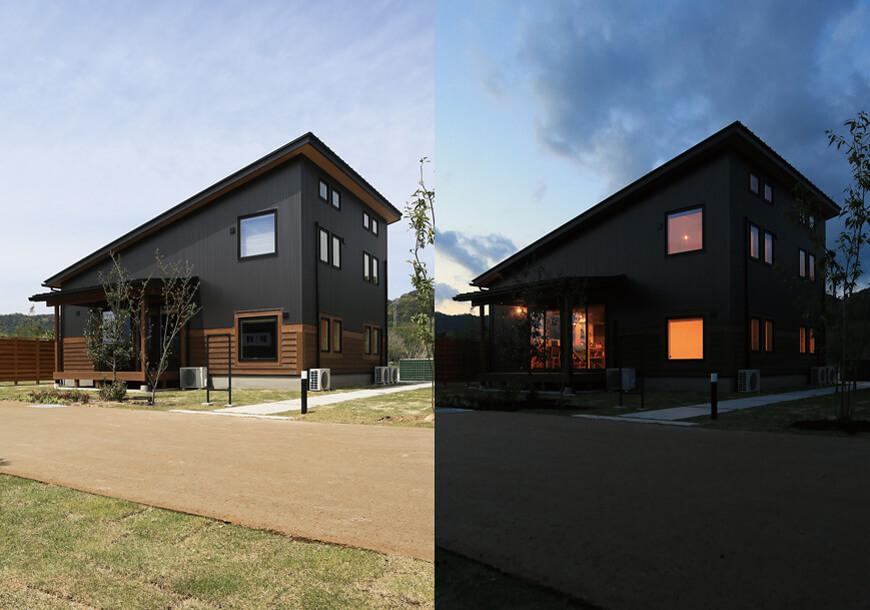 栃木県で平屋といえばNEXT HAUS DESIGN04