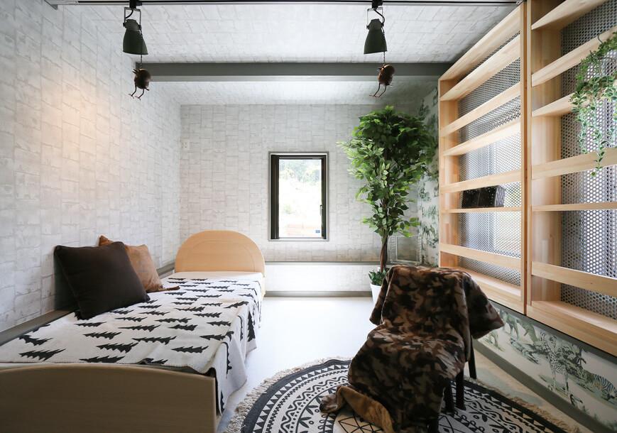 宇都宮市でスキップフロアといえばNEXT HAUS DESIGNの部屋03