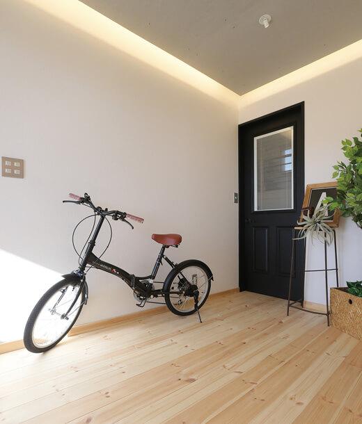 宇都宮市でスキップフロアといえばNEXT HAUS DESIGNの部屋05