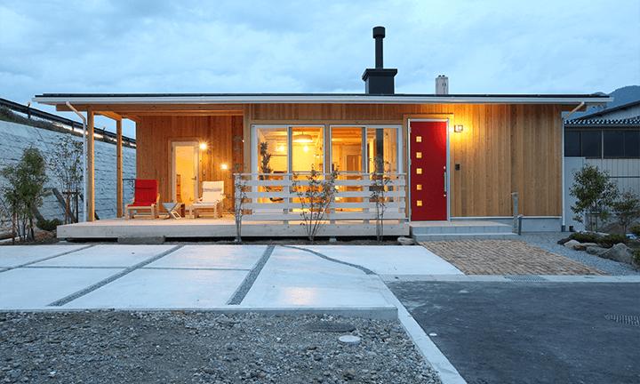 栃木県宇都宮市でCOVACOを建てるならNEXT HAUS DESIGNの平屋