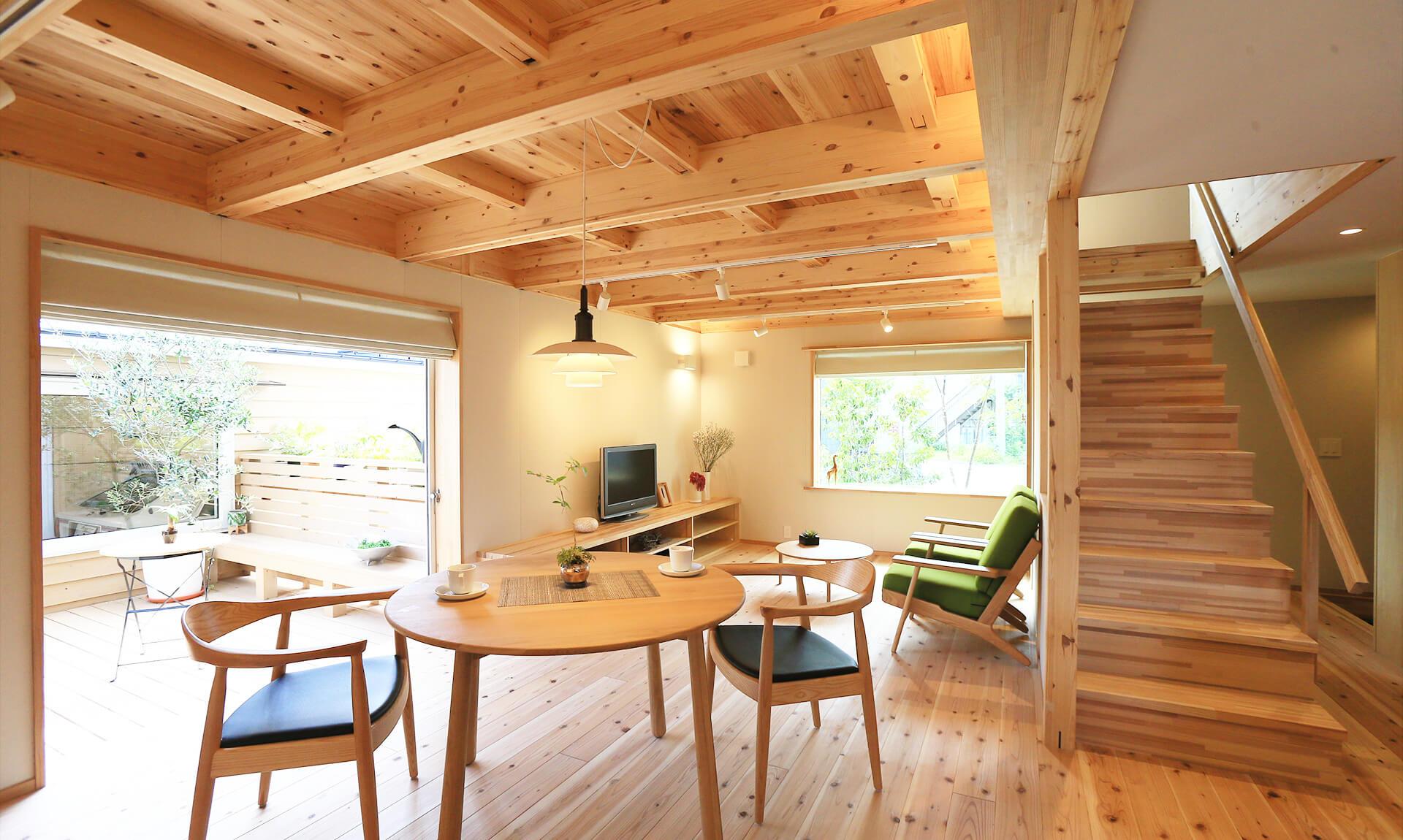 栃木県宇都宮市の注文住宅ならNEXT HAUS DESIGNの品質