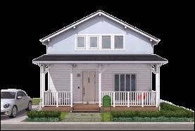 宇都宮市での注文住宅NEXT HAUS DESIGNのRのホワイト