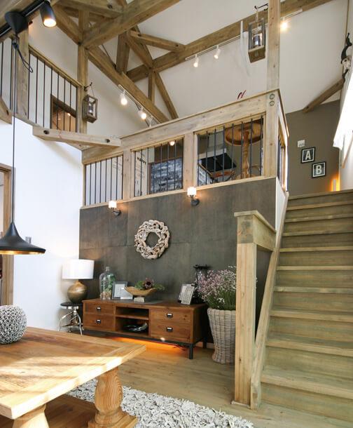 栃木県での注文住宅NEXT HAUS DESIGNのRリビング02