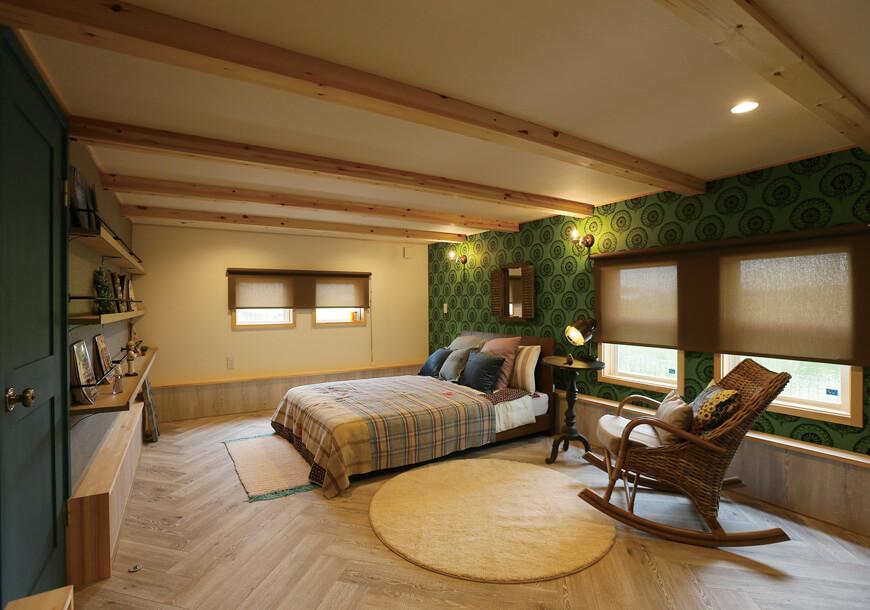 宇都宮市での注文住宅NEXT HAUS DESIGNのRの部屋03