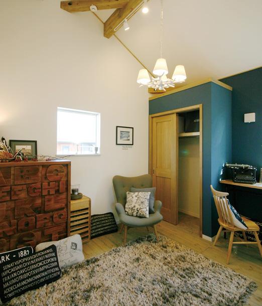 宇都宮市での注文住宅NEXT HAUS DESIGNのRの部屋05