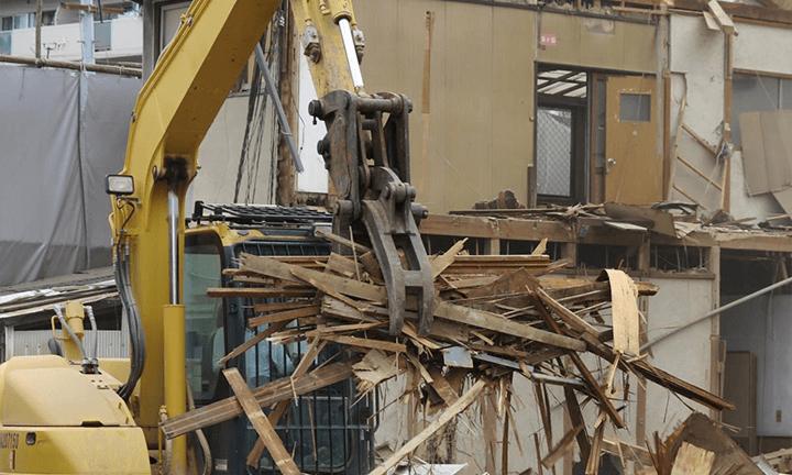 栃木県宇都宮市で建て替えをするならNEXT HAUS DESIGNの解体工事