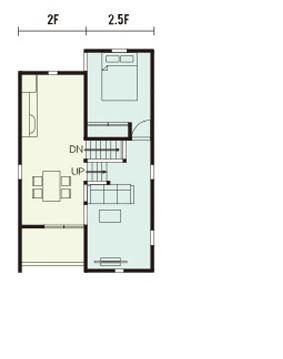 宇都宮市の住宅メーカーNEXT HAUS DESIGNのプラン03