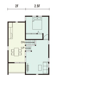 宇都宮市の住宅メーカーNEXT HAUS DESIGNのプラン09