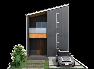 宇都宮市の住宅メーカーNEXT HAUS DESIGNのカラー01