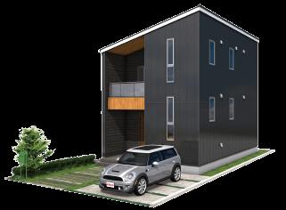 宇都宮市の住宅メーカーNEXT HAUS DESIGNのカラー03