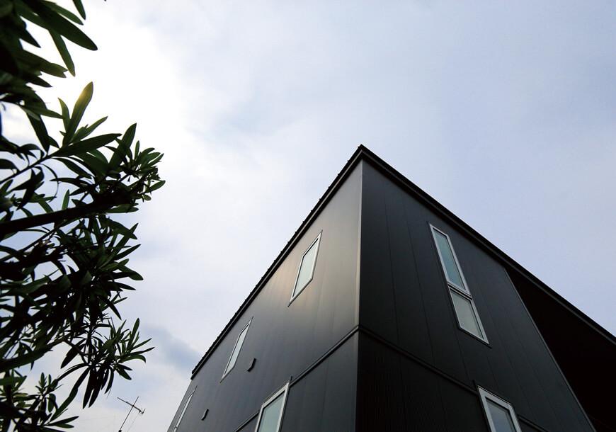 宇都宮市の住宅メーカーNEXT HAUS DESIGNのFACADE DESIGN03