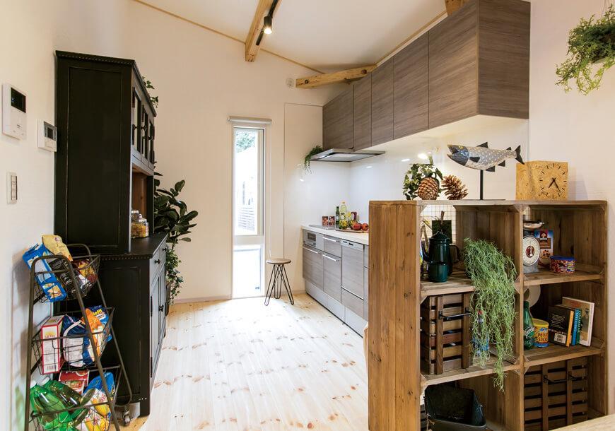 宇都宮市の住宅メーカーNEXT HAUS DESIGNのリビングスペース04