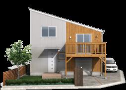 栃木県宇都宮市の住宅会社NEXT HAUS DESIGNのカラー02