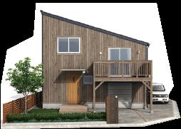 栃木県宇都宮市の住宅会社NEXT HAUS DESIGNのカラー03