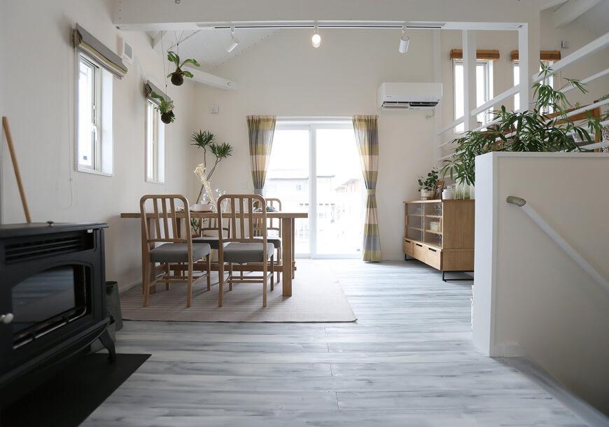 宇都宮市の住宅会社NEXT HAUS DESIGNのリビング02