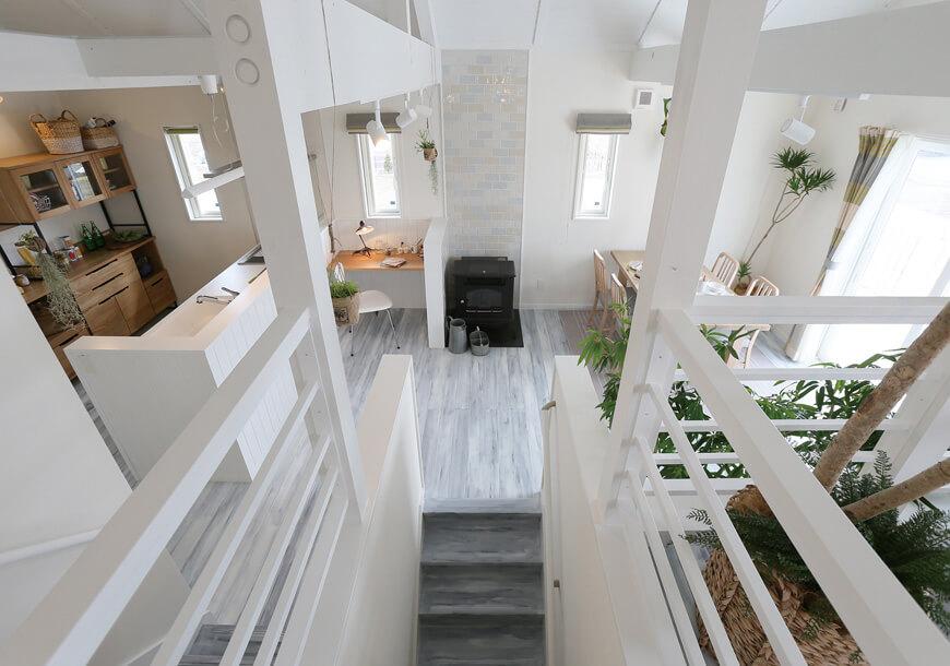 宇都宮市の住宅会社NEXT HAUS DESIGNのリビング03
