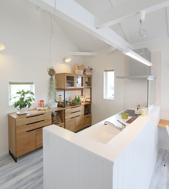 宇都宮市の住宅会社NEXT HAUS DESIGNのリビング04