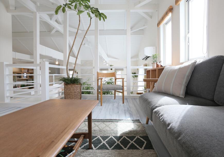 栃木県宇都宮市の住宅会社NEXT HAUS DESIGNの部屋01