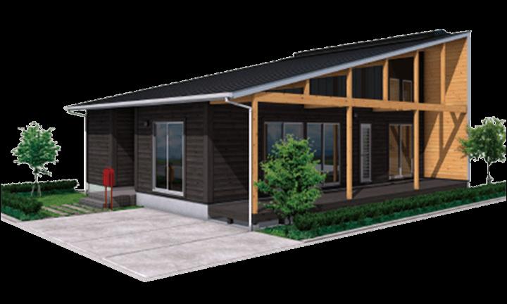 宇都宮市で新築一戸建てを建てるならNEXT HAUS DESIGNのPASSIVE SYSTEM