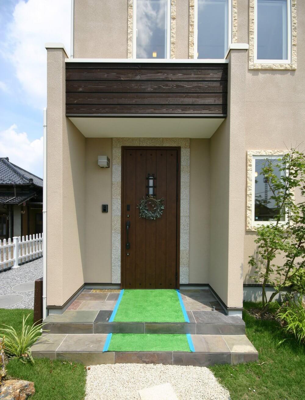 栃木県の工務店が建てるNEXT HAUS DESIGNの外観04
