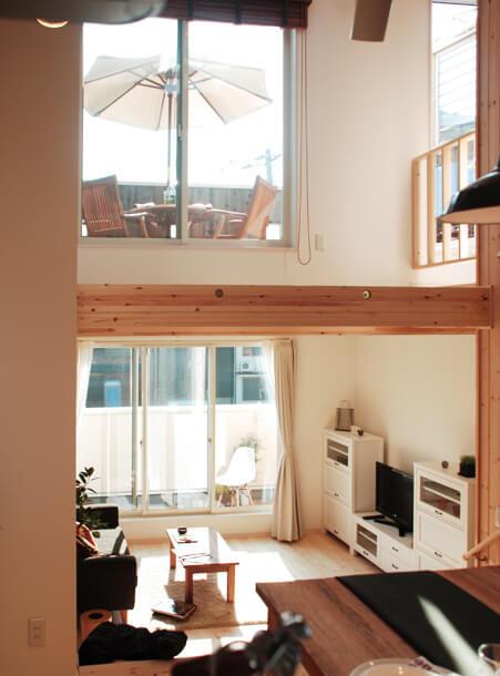 栃木県の工務店が建てるNEXT HAUS DESIGNのX-CREWSの部屋04
