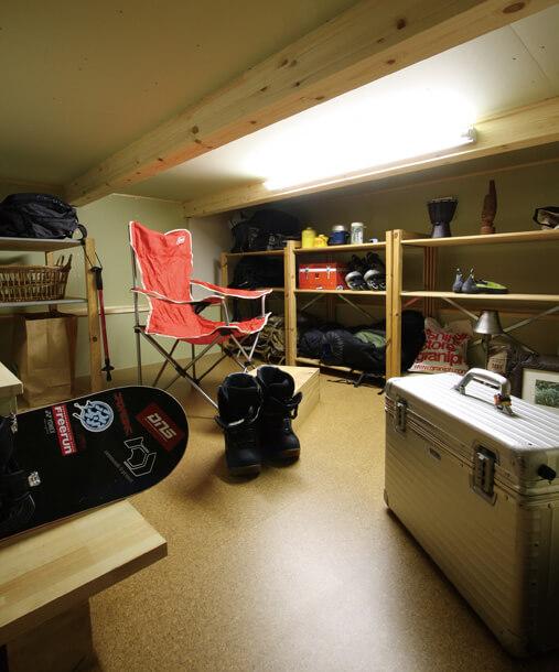 栃木県の工務店が建てるNEXT HAUS DESIGNのX-CREWSの部屋06