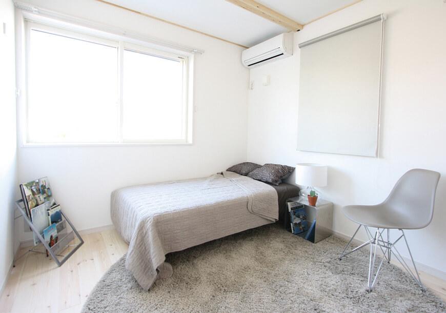 栃木県の工務店が建てるNEXT HAUS DESIGNのX-CREWSの部屋02