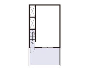 栃木県の工務店が建てるNEXT HAUS DESIGNのX-CREWSのプラン03