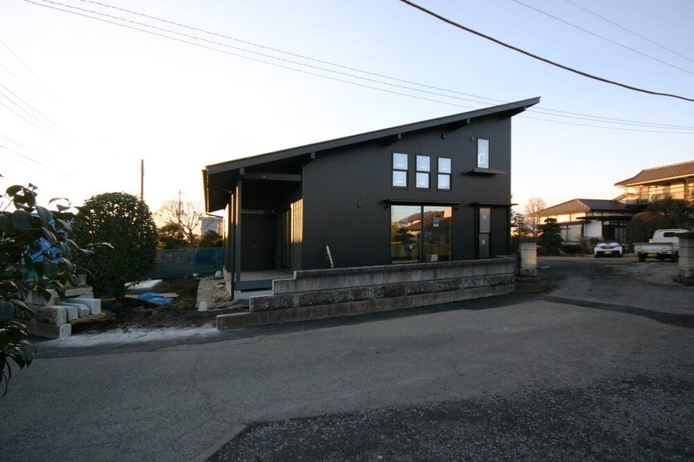 家具搬入|平屋+αLOAFER[ローファー]|栃木県芳賀町