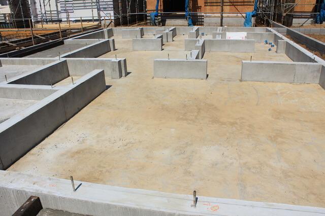 理想の家を建てられる土地探しのポイント:建築面積と延床面積