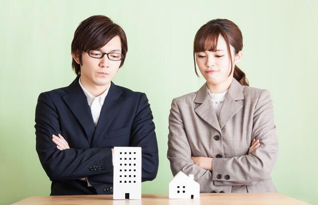 新築一戸建て(持ち家)と賃貸と、住み続けるなら費用はどちらがお得?