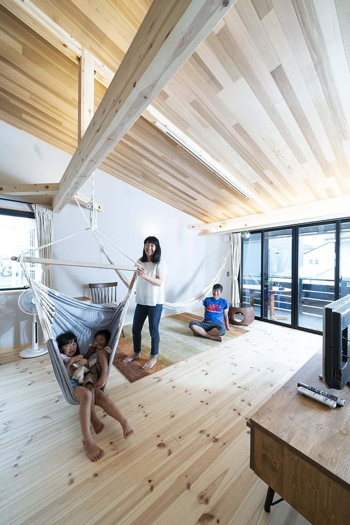 栃木県宇都宮市U様邸|リビング|ネクストハウスデザイン