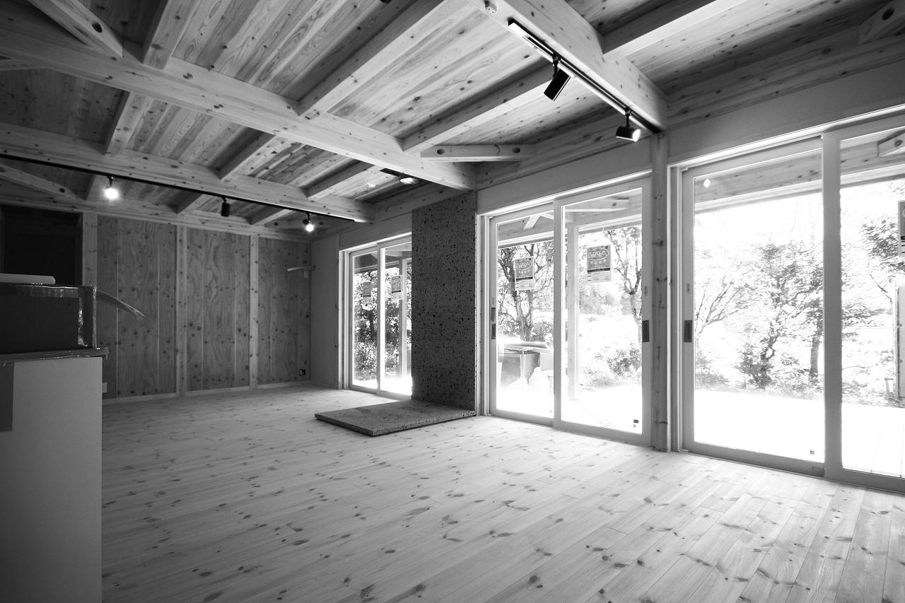 森の中の平屋 完成見楽会 益子町|注文住宅 COVACO