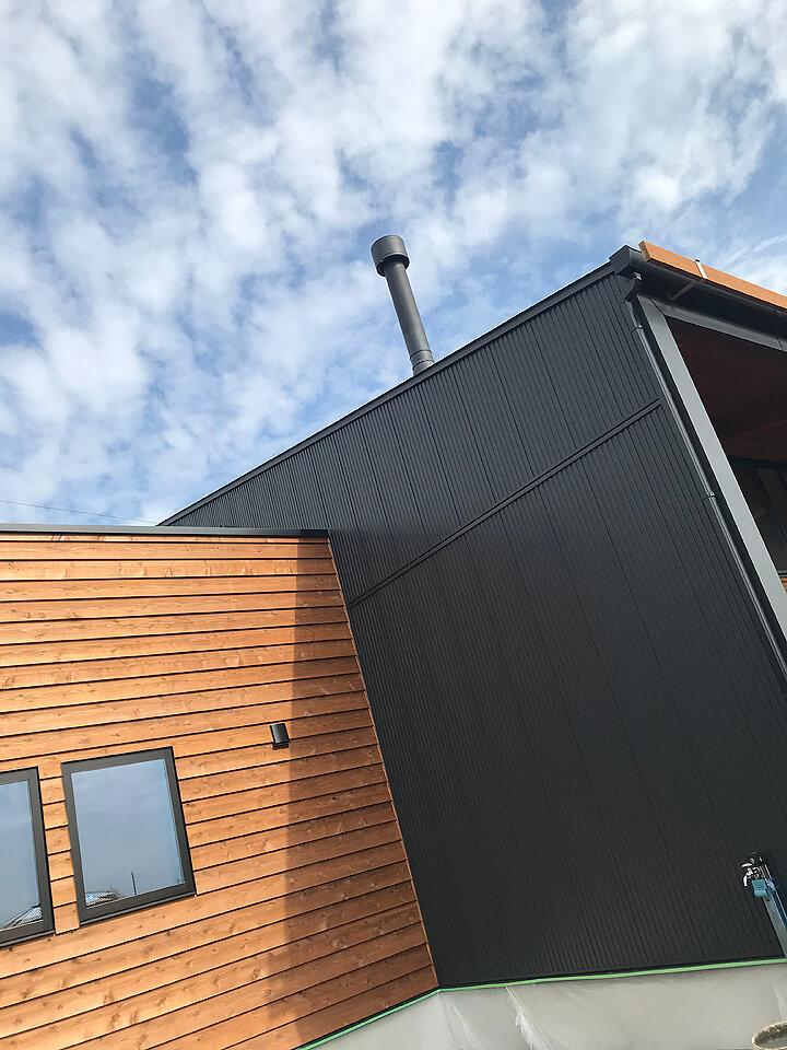 薪トトーブと吹き抜けのある家 完成見楽会 下野市|注文住宅 Glamp