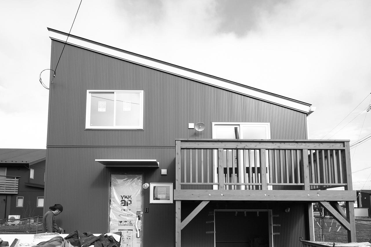 スキップフロアの家 完成見楽会 宇都宮市|注文住宅 WAVE