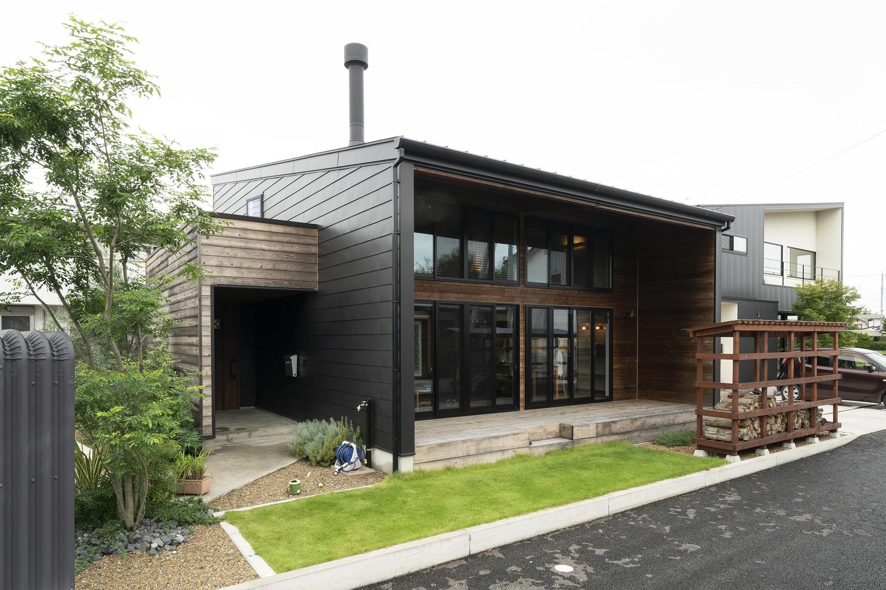 栃木県宇都宮市S様邸|GlamP|外観|ネクストハウスデザイン