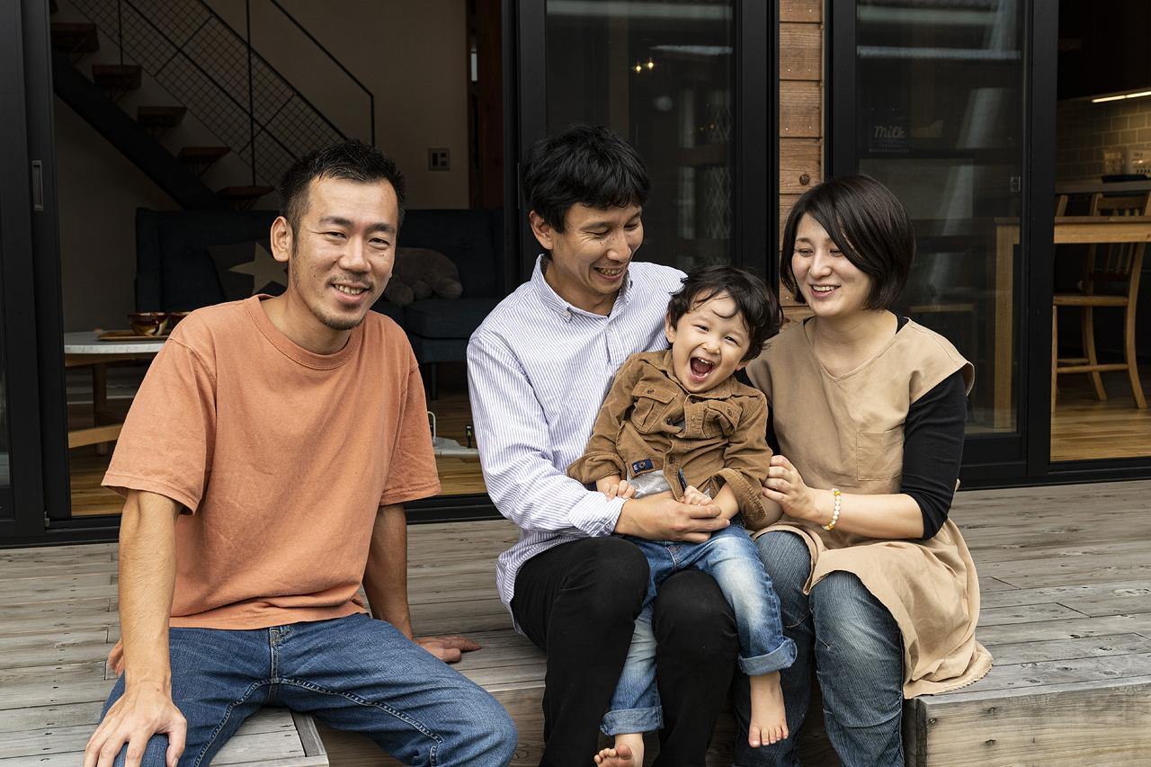 栃木県宇都宮市 S様ご家族と|ネクストハウスデザインのオーナー様