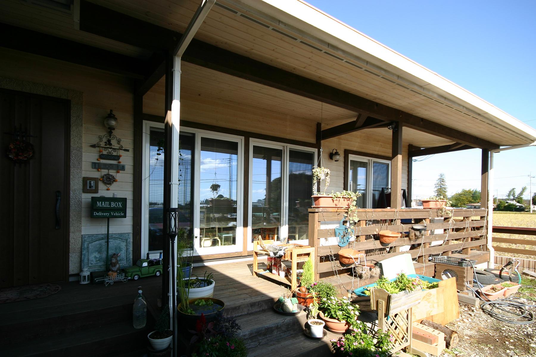 《終了》築3年、平屋で薪ストーブライフ 暮らしの見楽会 塩谷町|注文住宅 COVACO