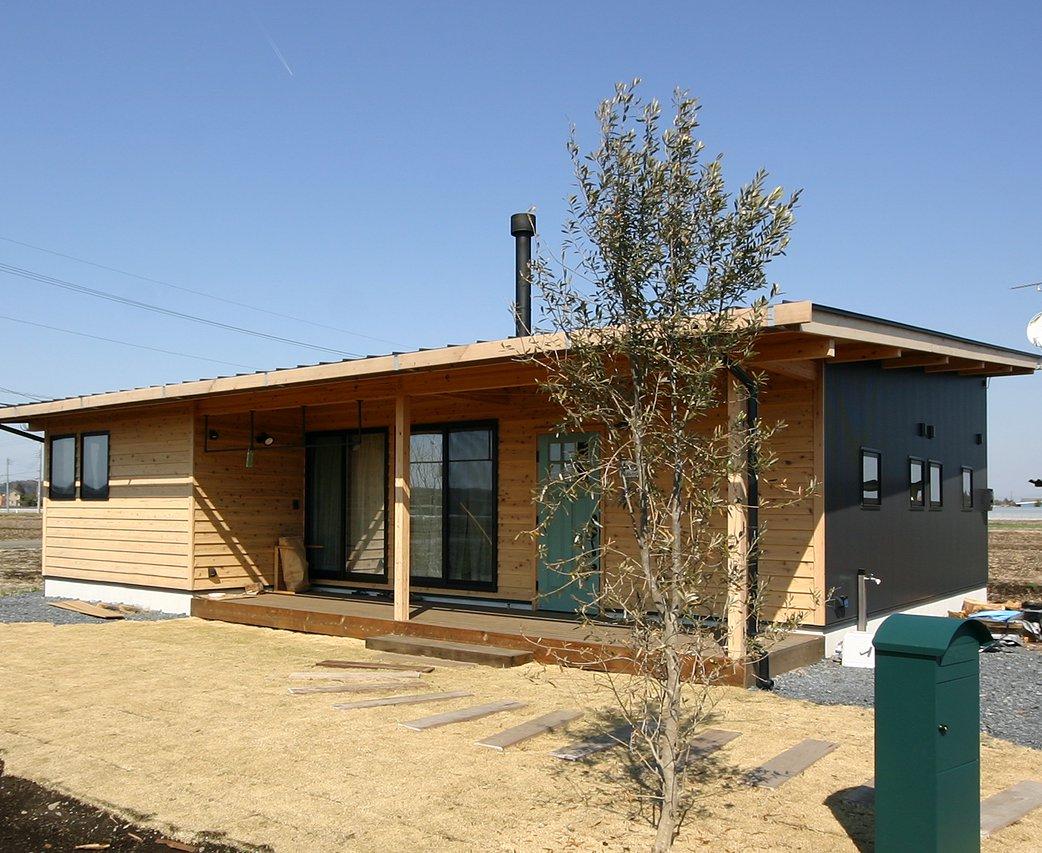 《終了》築2年、平屋で薪ストーブのある暮らしの見楽会 芳賀町|注文住宅 COVACO