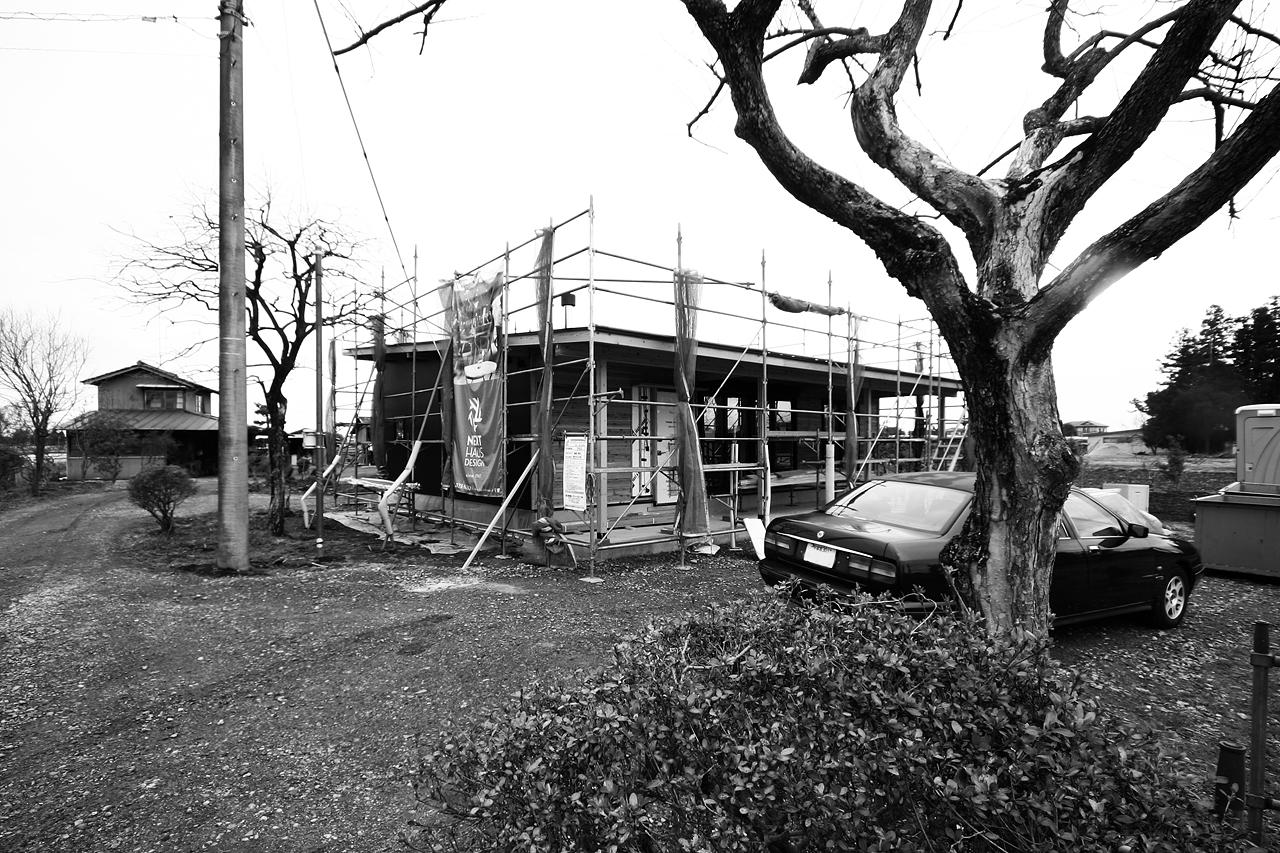 薪ストーブと土間のある平屋 完成見楽会 芳賀町|注文住宅 COVACO