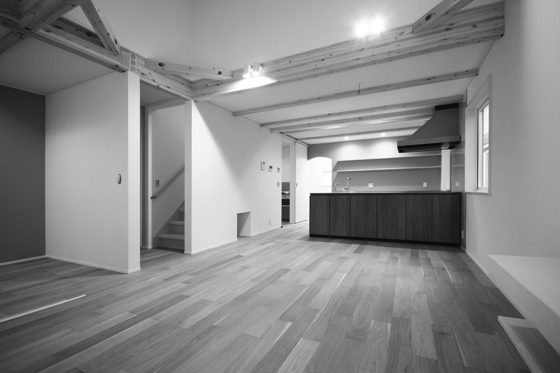 【予約制】平屋+αの家 完成見楽会 宇都宮市|注文住宅 LOAFER