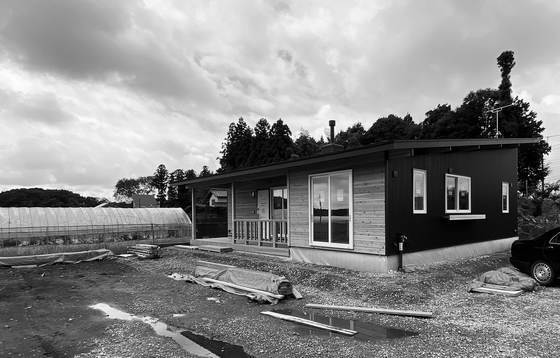 《終了》薪ストーブのある平屋 完成見楽会 鹿沼市|注文住宅 コバコ