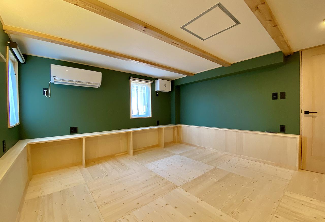 【予約制】スキップフロアの家 完成見楽会 宇都宮市|注文住宅 WAVE